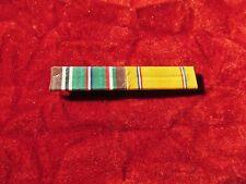Navy Ribbon bar USMC Marines European Campaign American defense pinback 1/2 inch