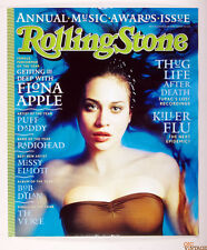 Fiona Apple Poster Rolling Stone 1998 Jan 22 No. 778 Cover 26.5 x 32