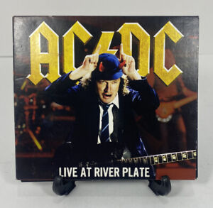 AC/DC - AC/DC Live At River Plate [New CD] Thunderstruck