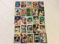 HALL OF FAME Baseball Card Lot 1979-2020 TOM SEAVER STAN MUSIAL KEN GRIFFEY JR.+