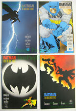 Batman The Dark Knight Returns 1 2 3 4 Vs Superman Key Mixed Printings Excel