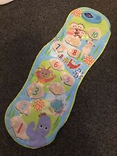 In The Night Garden And Learn Musical Play Mat Explore, Excelente Estado