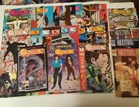 The Question #1-36 + Annuals 1 & 2 + Quarterly #1-5 Complete DC 1987 + Returns