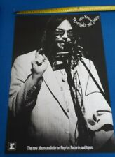 NEIL YOUNG TONIGHTS THE NIGHT PROMO POSTER