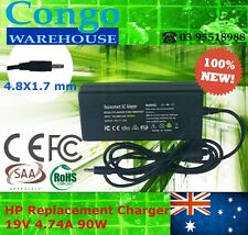 19V 4.74A 90W AC Adapter Charger For HP Pavilion DV Compaq Presario 4.8*1.7mm