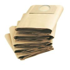 Genuine Karcher Vacuum Cleaner Paper Dust Bags X 5 69591300