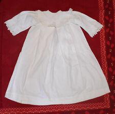 Une Robe de Baptême des Années 30  !