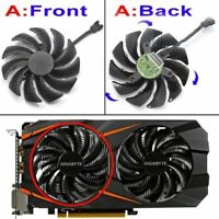 88MM Cooler Fan Replace For Gigabyte GTX 1050 1050TI 1060 1070 1070TI G1 P106-10