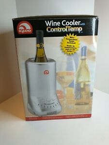 Igloo Wine Cooler With Control Temp Tested and Works Model 40302