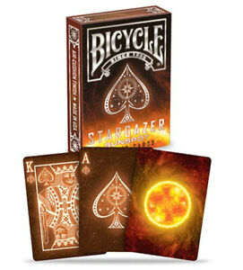 Bicycle Stargazer Sunspot Playing Cards - 1 Sealed Deck