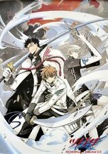 Tsubasa Reservoir Chronicles Group Paper Poster Anime Licensed MINT