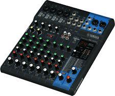 Yamaha MG10XU Mischpult Analog Mixer 10 Kanal SPX Effekteinheit USB Mixing OVP