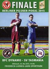 BFC Dynamo-SV Tasmania-programa Berliner pokalfinale 20.05.2015-50 páginas