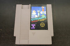 Gyromite  (Nintendo, 1985) with Famicom Adapter - Used / Tested (Game Only)
