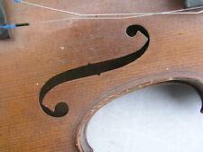 alte Geige zum Herrichten