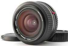 Excellent+++++ MINOLTA NEW MD 24mm F/2.8 Wide Angle MF Lens from Japan