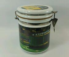 Starbucks Ceramic Canister NightHawks Chaleur Burrows Edward Hopper