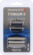 REMINGTON SPF-300 (SP-300) TITANIUM-X Shaver Foil & Cutter F4900, F5800, F7800