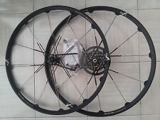 COPPIA RUOTE MTB 29 pollici CRANK BROTHERS COBALT 2 TUBELESS ANT. PP - POST QR