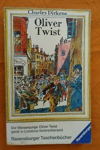 Charles Dickens Oliver Twist Ravensburger Taschenbücher