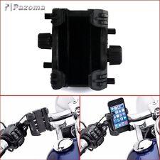 Handlebar Phone Carrier Mount Set OEM # 76000537 & 76000549 for Harley Davidson