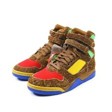 Puma Palace Guard Hi X Fashion Geek Brown Suede High Top Sneakers Men's Size 10