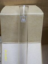 *LOT OF 120* VINTAGE 13 x 100 mm GLASS CULTURE / TEST TUBE 1962 MILITARY