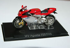 IXO - MV AGUSTA 750 F4S - Motorcycle Model Scale 1:24