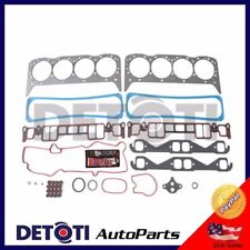 Head Gasket Set Kit For 96-02 Cadillac Chevy GMC Hummer 5.7L V8 VORTEC Graphite