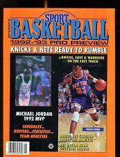 Petersen's Pro Basketball 1992-93 Patrick Ewing EX Orange 013017jhe