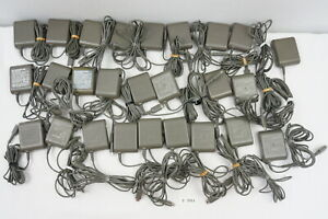 Tested! Lot of 26 Nintendo DS Lite AC Adapter Power Supply Charger USG-002