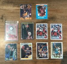 Vintage Basketball Rookie Card Lot - Shaq (3), Mourning + Akeem, Kobe, & More