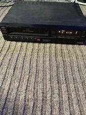 Symphonic 5400 VCR VHS HQ Tape Player Recorder, Works, See Description