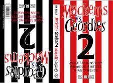 Geordies Vs Mackems: v. 2: Why Tyneside is Better Than Wearside & Why Wearside i