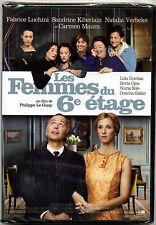 DVD - LES FEMMES DU 6EME ETAGE - Fabrice Luchini - Sandrine Kiberlain