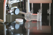 DJI Phantom 3 - CLEAR - PolarPro size - Gimbal Lock & WHITE lens cap- 3d printed