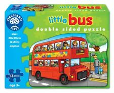 Orchard Toys 301 Little Bus Kids Childrens Toddler First Jigsaw Puzzle 3 Yrs +
