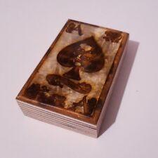 Gift custom, engraved, handmade bespoke box, secret compartment