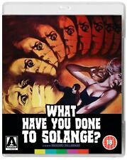 What Have You Done To Solange? - 2 Disc Blu-Ray - Uncut - Massimo Dallamano