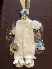 """Madeline 15"""" Doll Collectible Clothes Bunny Pajamas 2Pc With Ears 2001 Rare"""