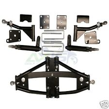 "2004-UP 3.5"" INCH CLUB CAR PRECEDENT LIFT KIT A-ARM GAS / ELECTRIC 48V GOLF CART"