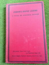 cowhams graphic lessons 1896 - physical & astronomical geography