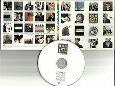 BON JOVI Crush DIFFERENT PACKAGING ADVNCE PROMO DJ CD 2000 USA ISLF15070