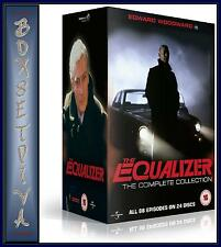 THE EQUALIZER - THE COMPLETE SERIES COLLECTION ***BRAND NEW DVD BOXSET **