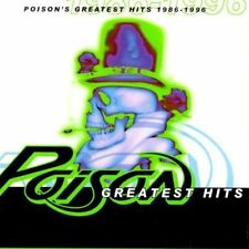 POISON Greatest Hits 1986-1996 Best Of CD BRAND NEW