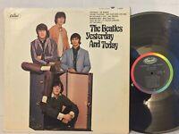 Beatles Yesterday And Today VG MONO RAINBOW CAPITOL ORIG Scranton Press