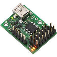 "Pololu 1350 Servo Controller Usb 6-Channel 1.2"" X 00004000 0.85"" 0.25Us Resltn. Ttl5V"