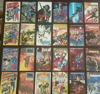 Amazing Marvel (Lot 24) TPB One shots! Spider-man Wolverine She-Hulk Captain