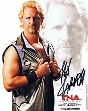 Jeff Jarrett Signed Autographed 8x10 Photo - w/Coa - Wwe Tna Wrestling