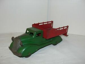VIntage 1940's Marx Baggage Express Truck - Original Condition